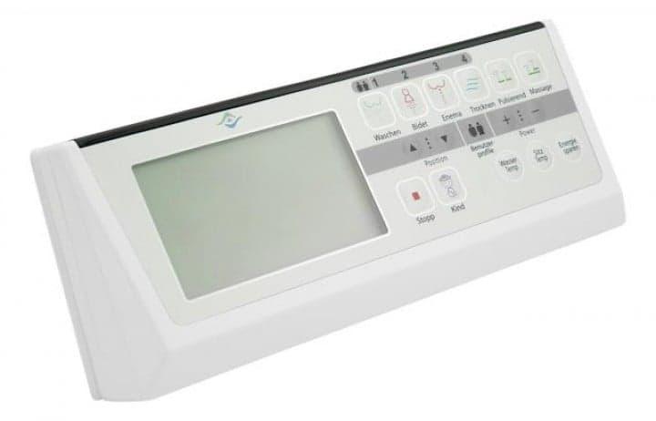 Vebra Air PowerWash Professional Dusch WC Aufsatz Comfort Version