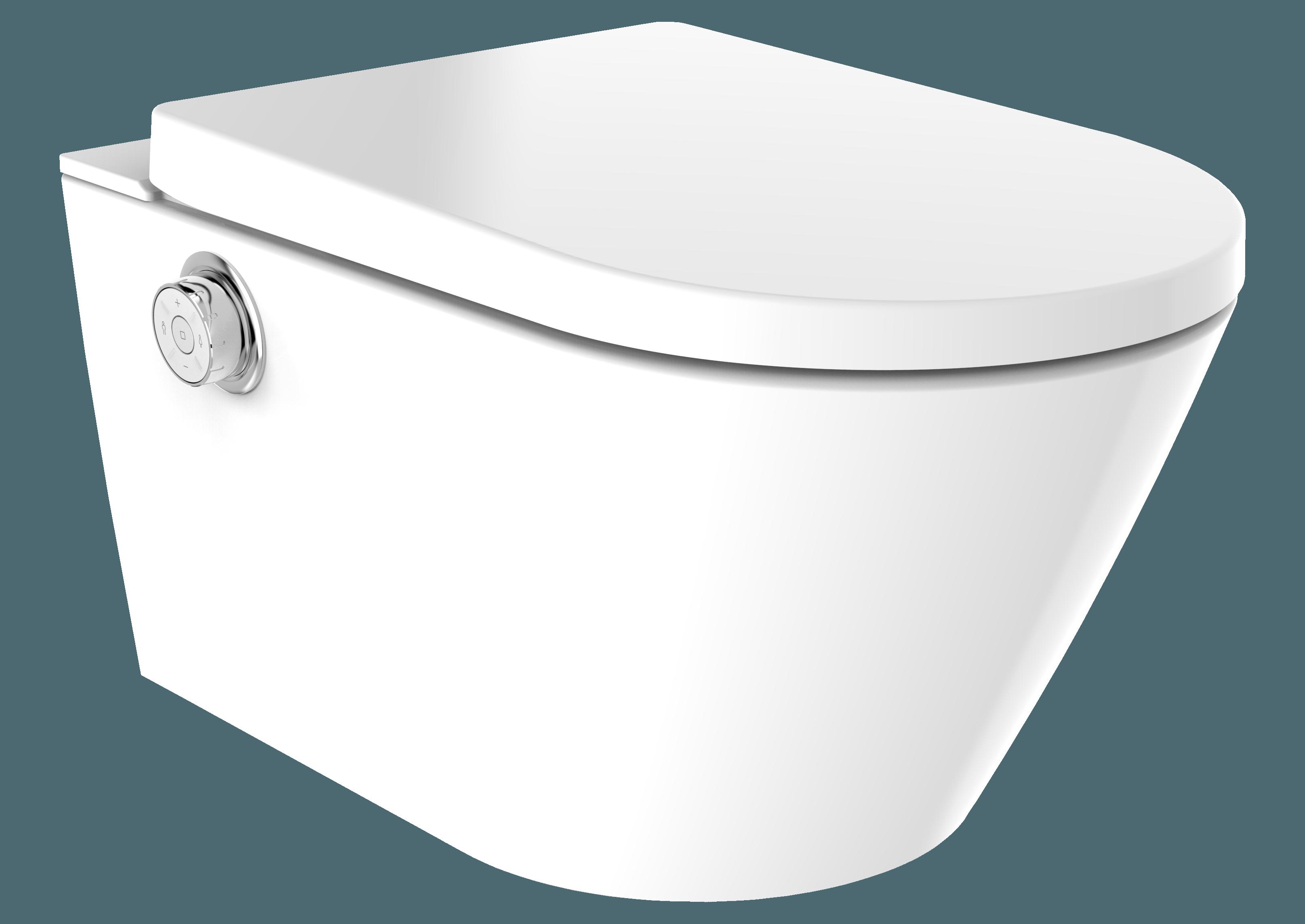 Popodusche® ECO 2.0 Wand Dusch WC