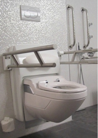 Santis CARE PLUS Lift-WC -