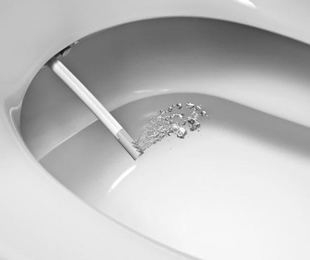 Water One Dusch WC Aufsatz