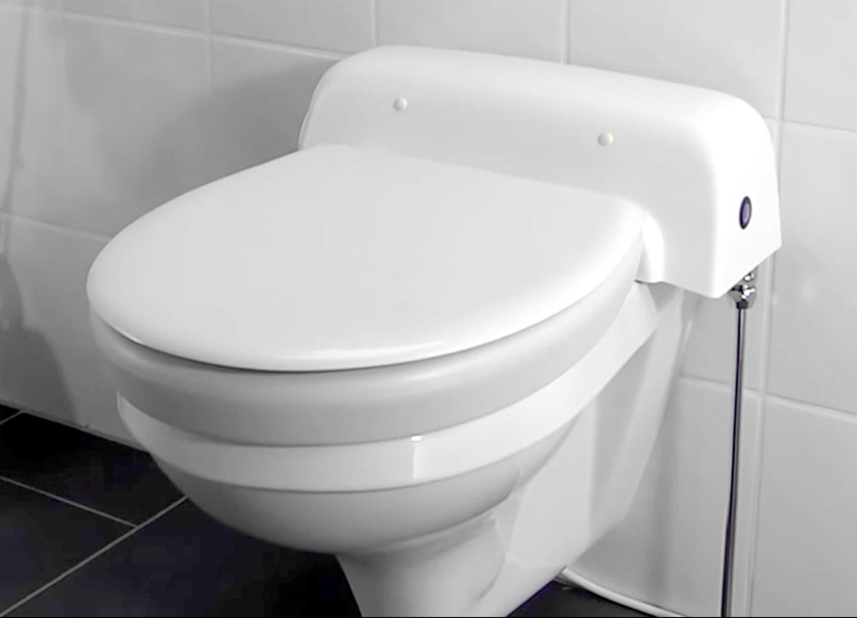 VAmat Dusch-WC