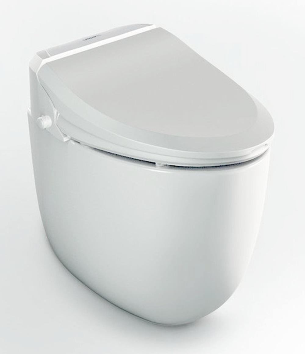 USPA 7035 Duo Design Stand Dusch WC Komplettanlage