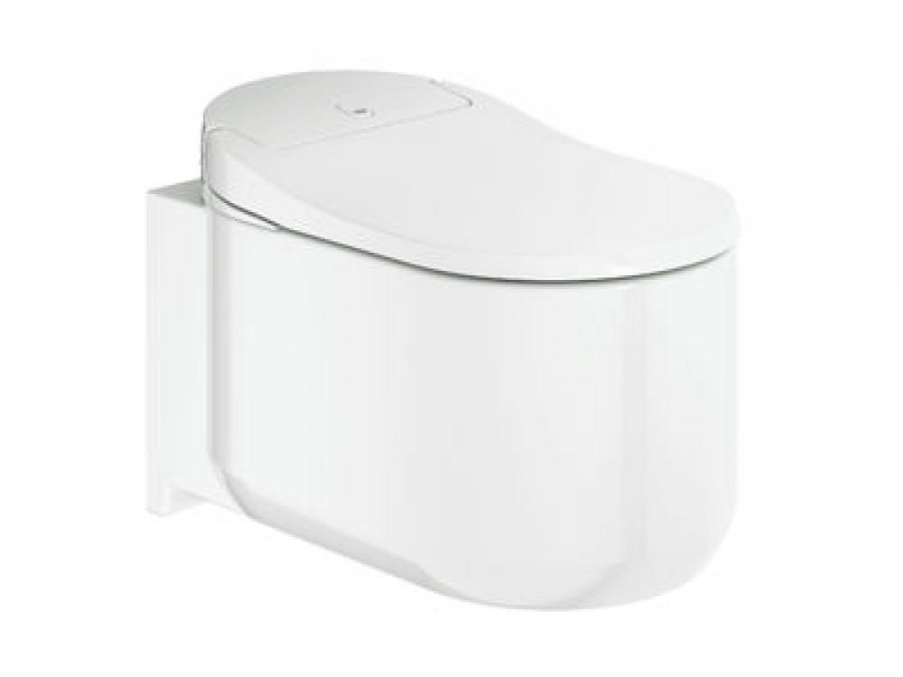 Sensia® Arena - Dusch WC Komplettanlage für Unterputzspülkasten 39354SH0