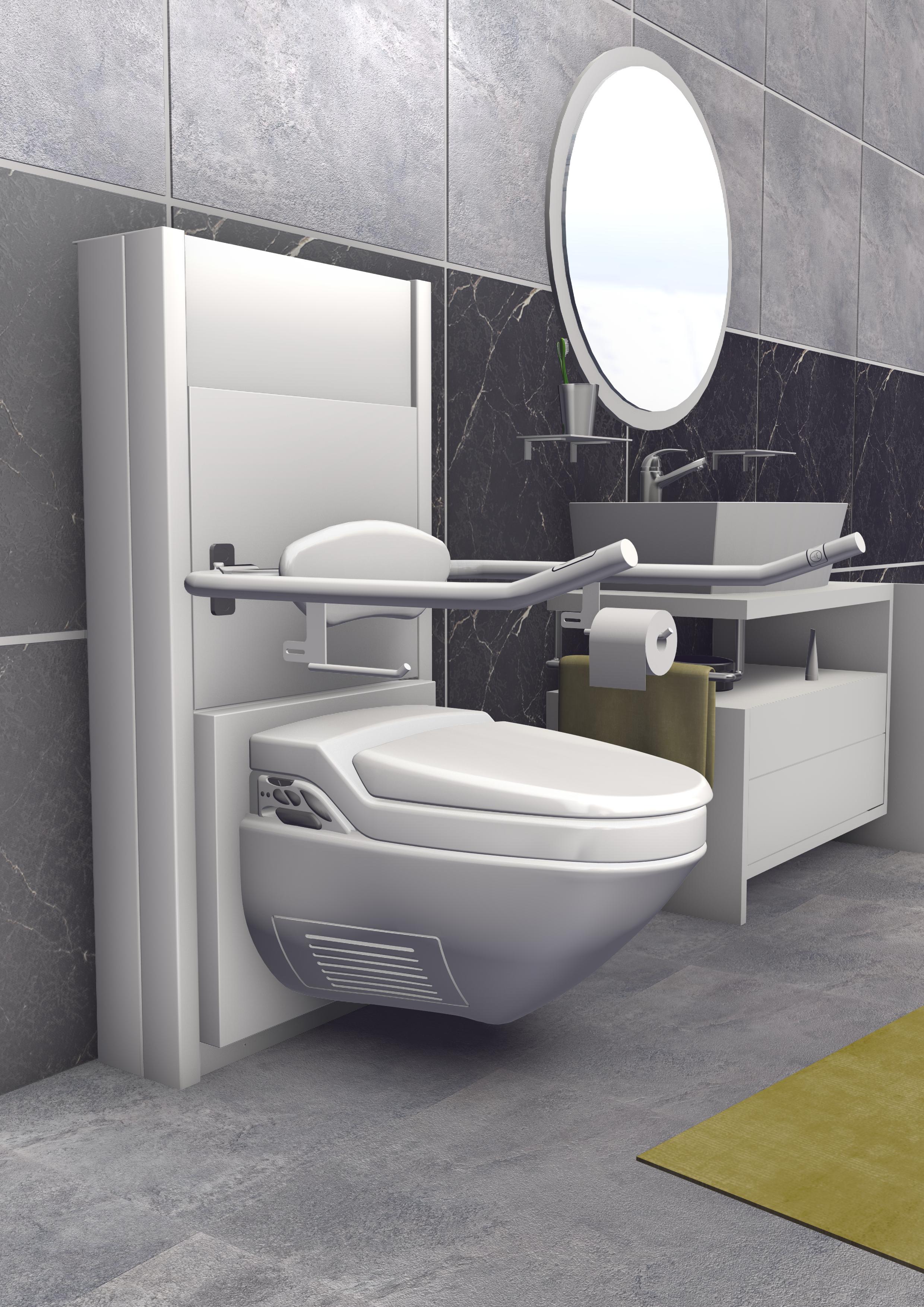 Santis STV 100 Lift WC