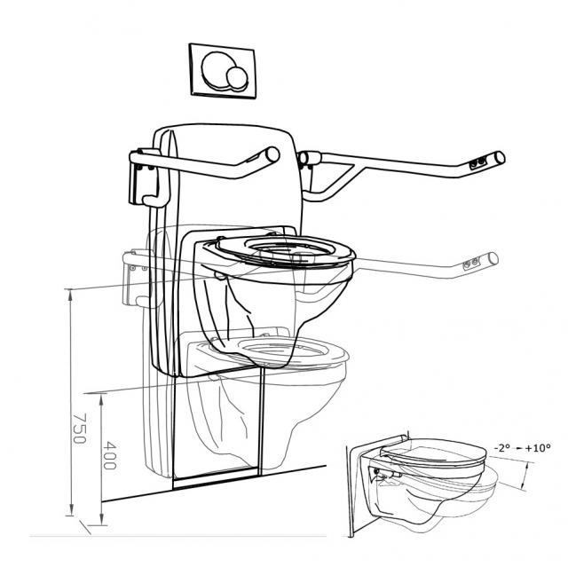 Santis Care Lift-WC