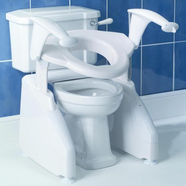Solo Toilettenaufstehhilfe (Toilettenlift)