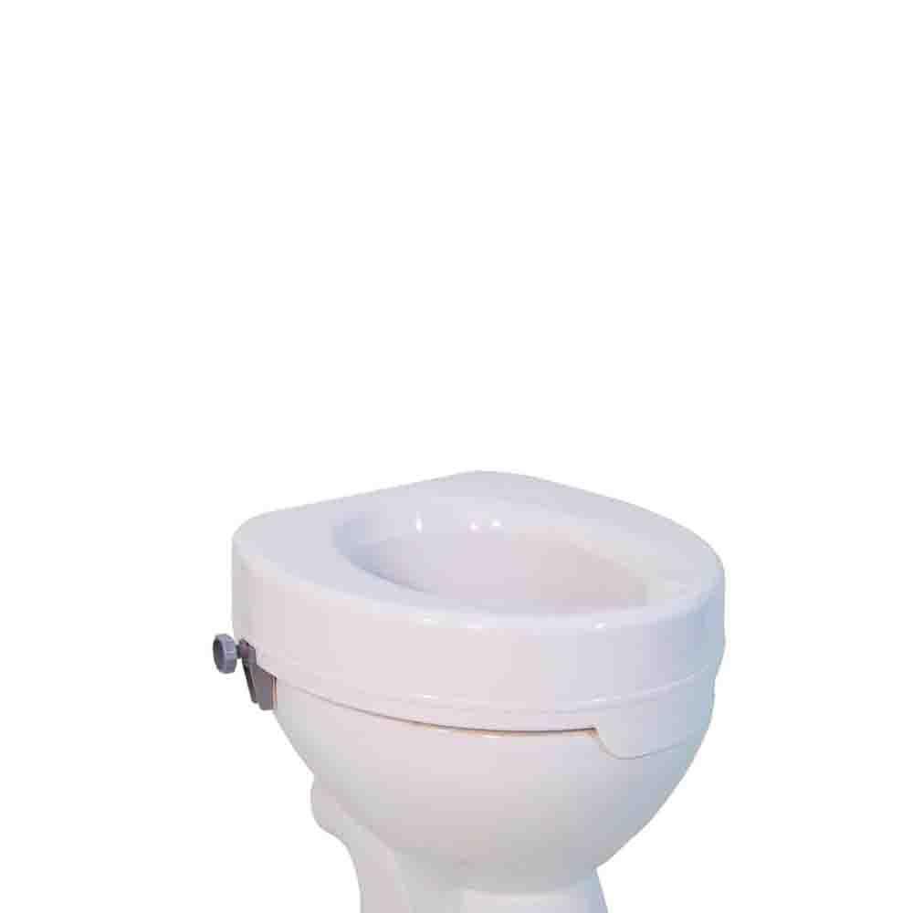 Toilettensitzerhöhung CLEAN ohne Deckel, Höhe 15cm